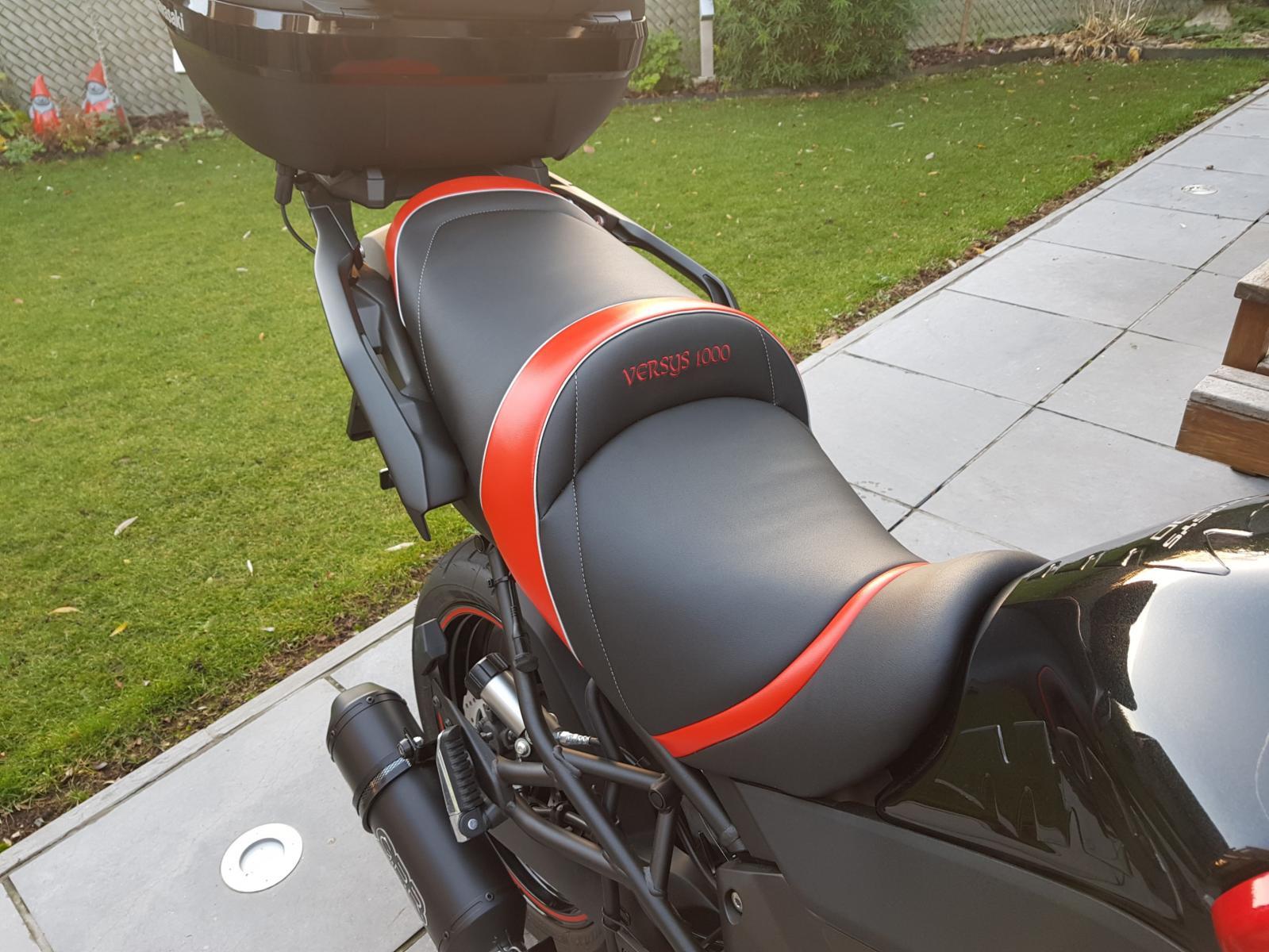 Kawasaki Versys 1000 Seat Height