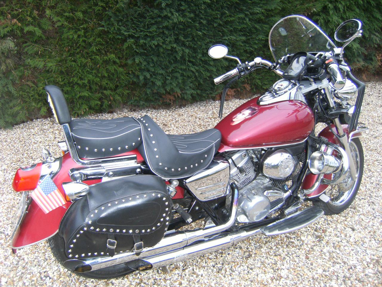 Goldwing 1800 Seat Height