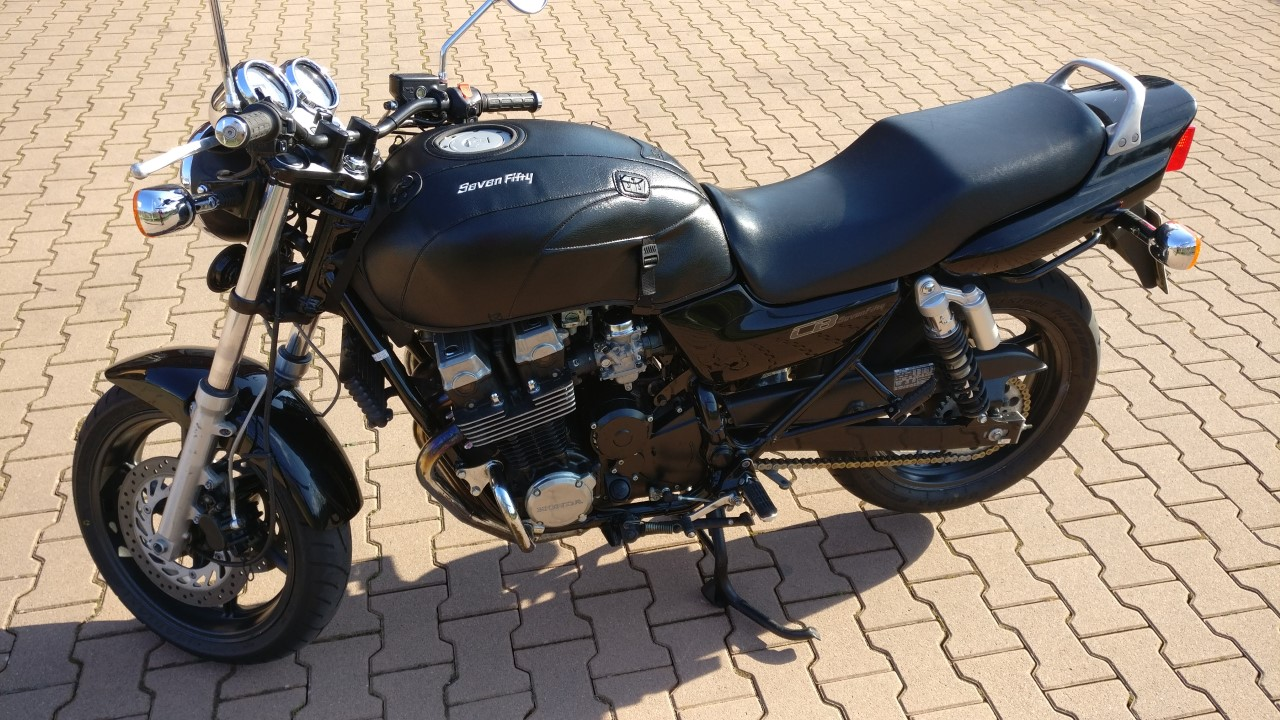 Komfort Sitzbank Gel Honda CB 750 CB750 Seven Fifty