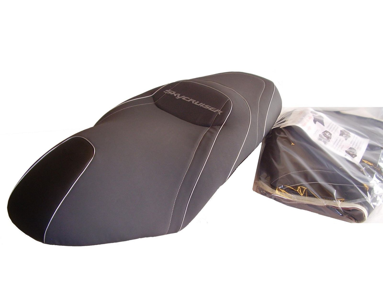 Designer style seat cover HSD1093 - MBK SKYCRUISER [≥ 2006]