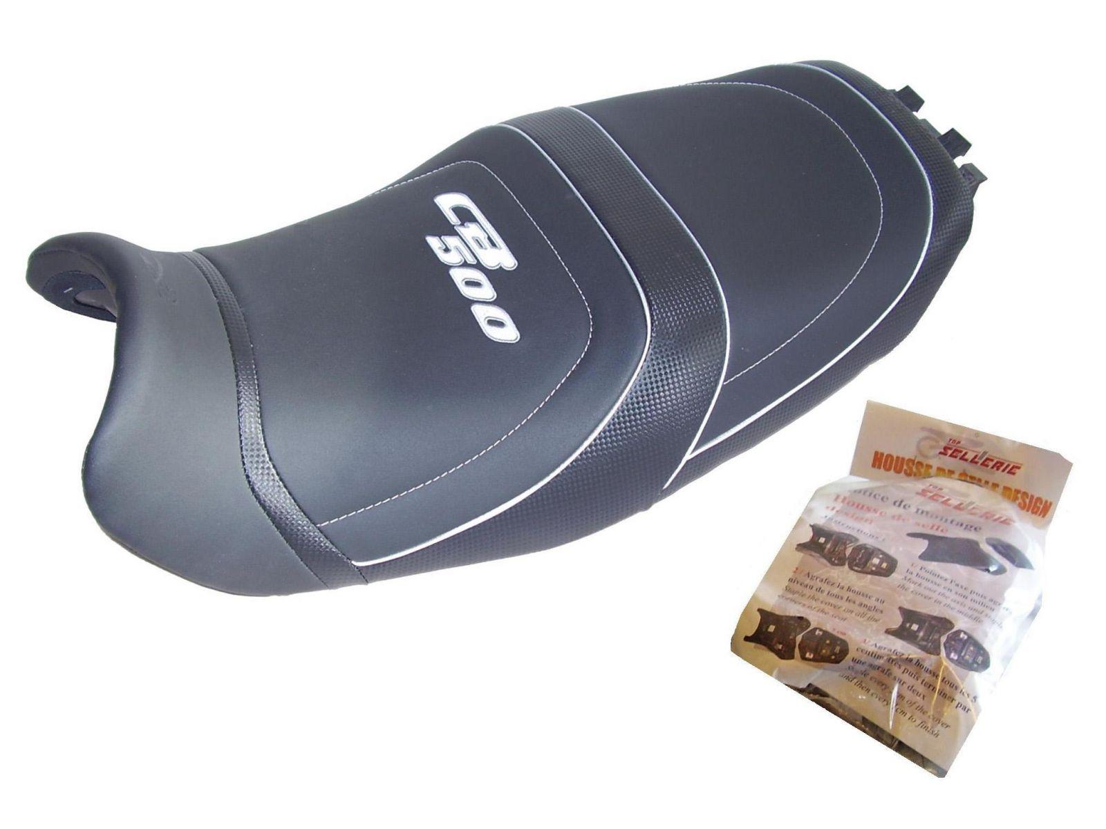 Capa de banco Design HSD1173 - HONDA CB 500 [1994-2003]