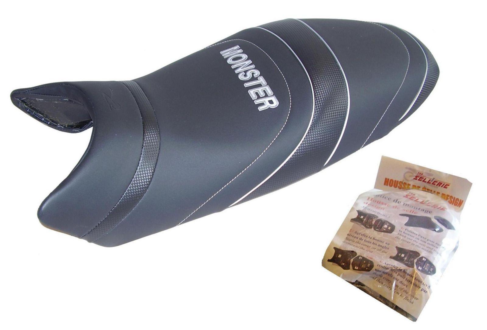 Designer style seat cover HSD1175 - DUCATI MONSTER 900 [≥ 1998]