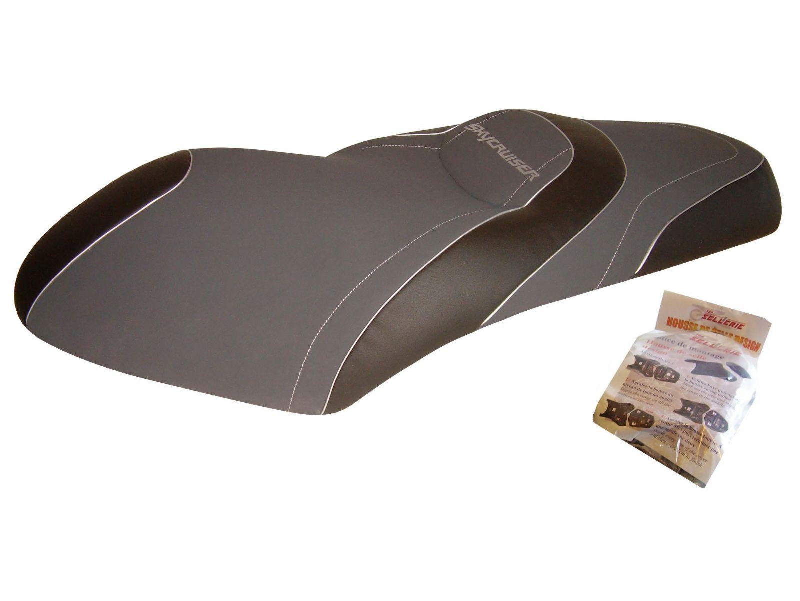 Designer style seat cover HSD1698 - MBK SKYCRUISER [≥ 2006]