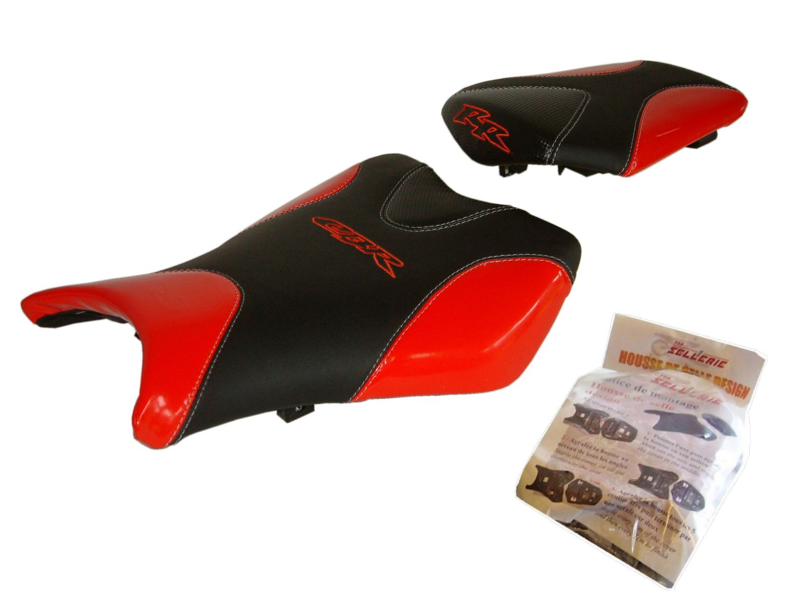 Sitzbankbezüge Design HSD2004 - HONDA CBR 1000 RR [2008-2012]