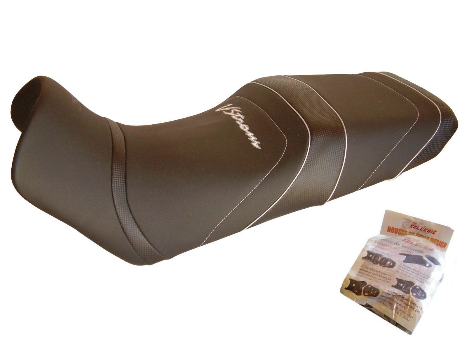 Designer style seat cover HSD2274 - SUZUKI V-STROM DL 650 [2002-2011]