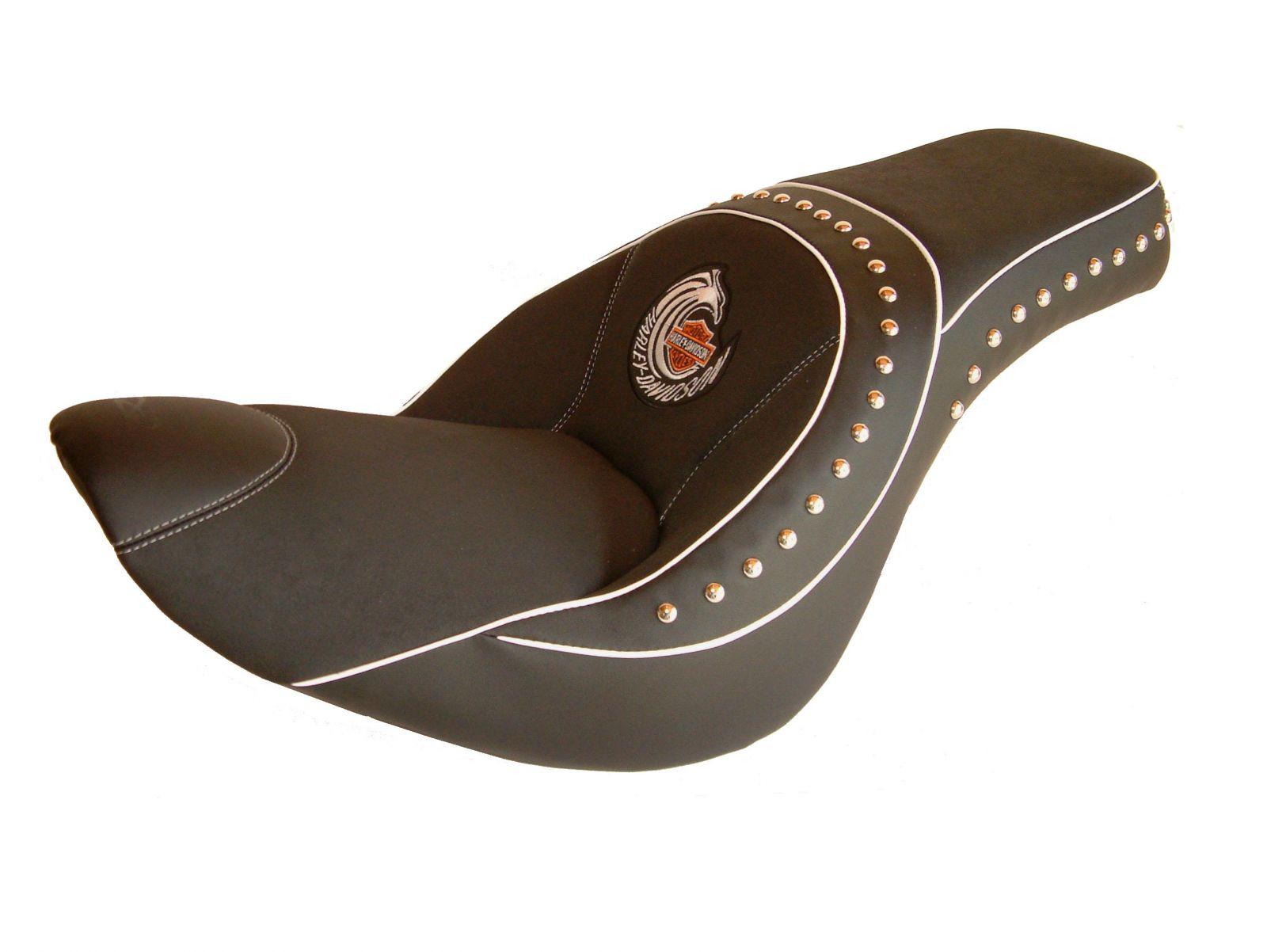 Deluxe seat SGC2349 - HARLEY DAVIDSON SOFTAIL