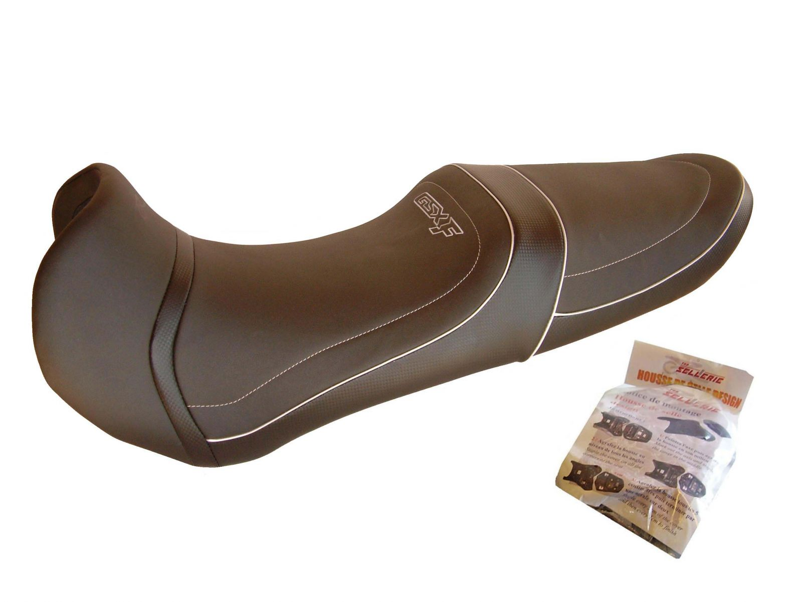Fodera di sella Design HSD2643 - SUZUKI GSX-F 750 [1998-2007]