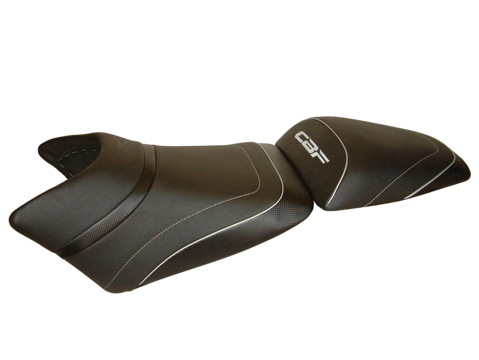 Designer style seat cover HSD3057 - HONDA CBF 600 S [2004-2007]