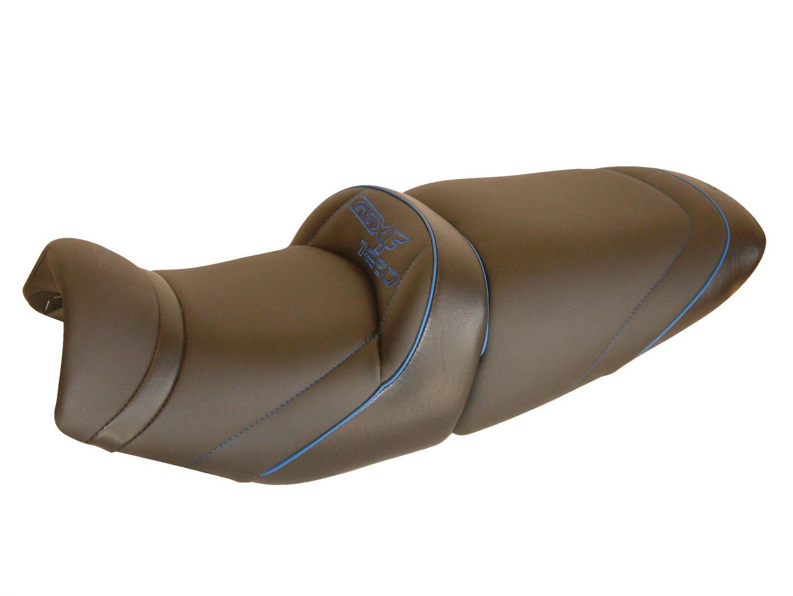 Deluxe zadel SGC3230 - SUZUKI GSX-F 1250 réglable en hauteur [≥ 2010]