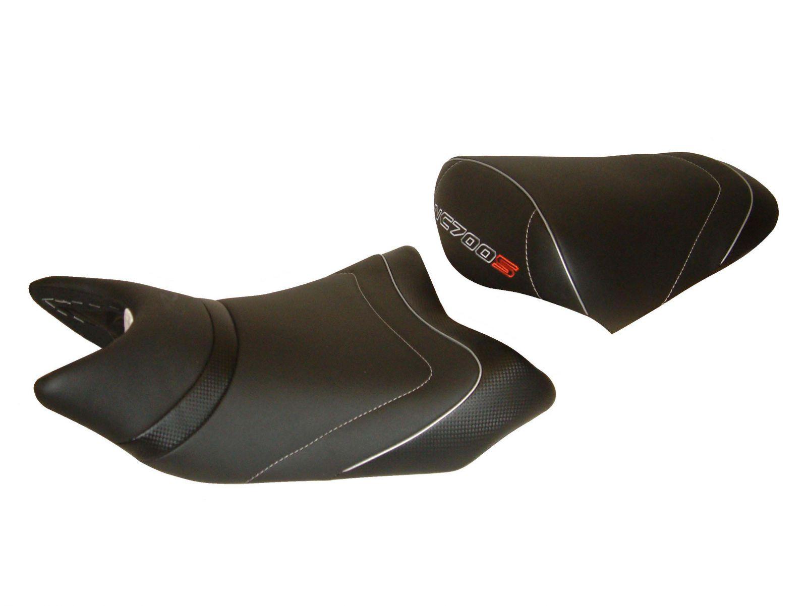 Deluxe seat SGC3566 - HONDA NC 700 S [≥ 2012]