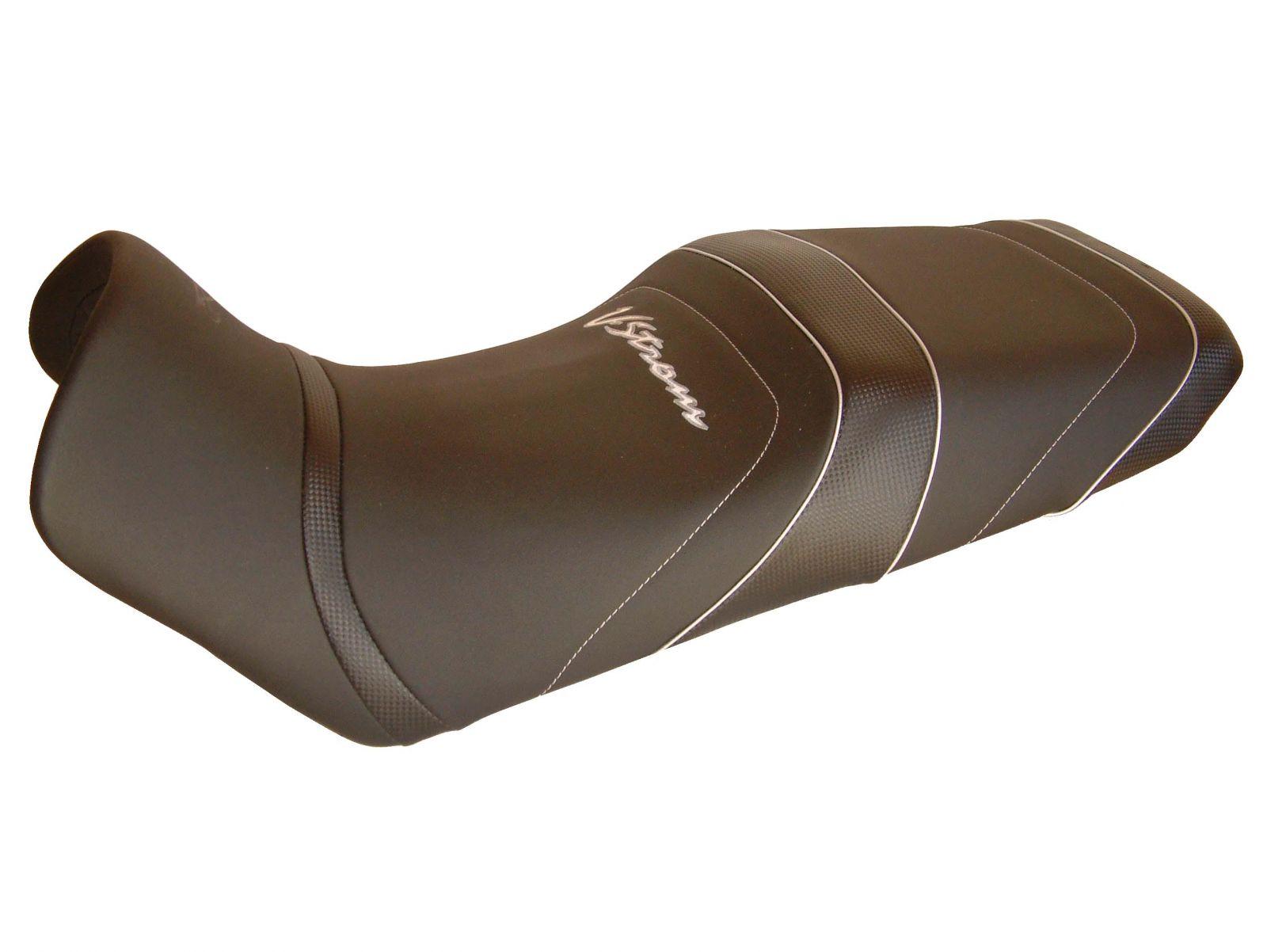 Designer style seat cover HSD3761 - SUZUKI V-STROM DL 650 [2002-2011]
