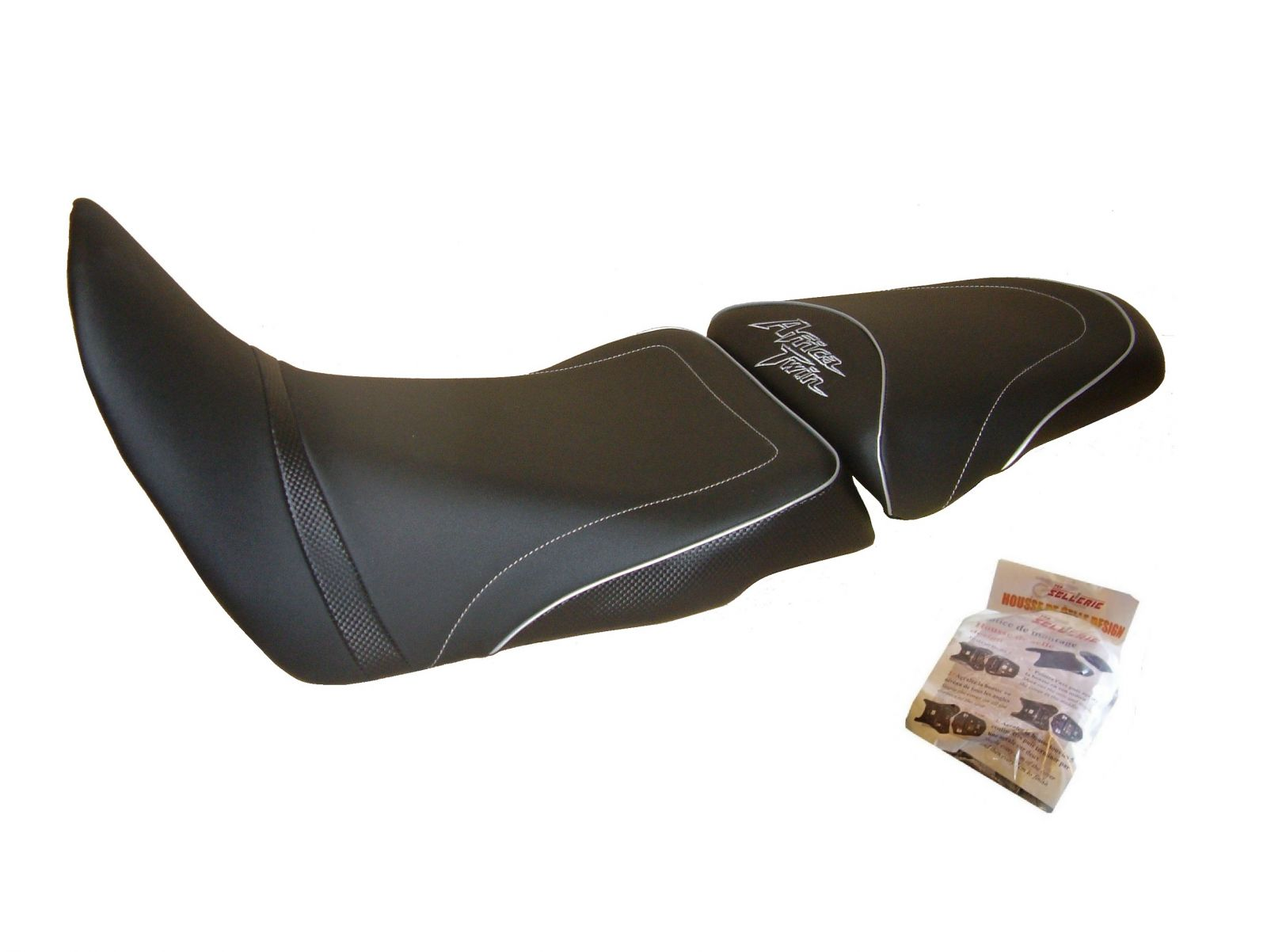 housse de selle design hsd4246 honda africa twin crf 1000 l 2016 tarifs pour france. Black Bedroom Furniture Sets. Home Design Ideas