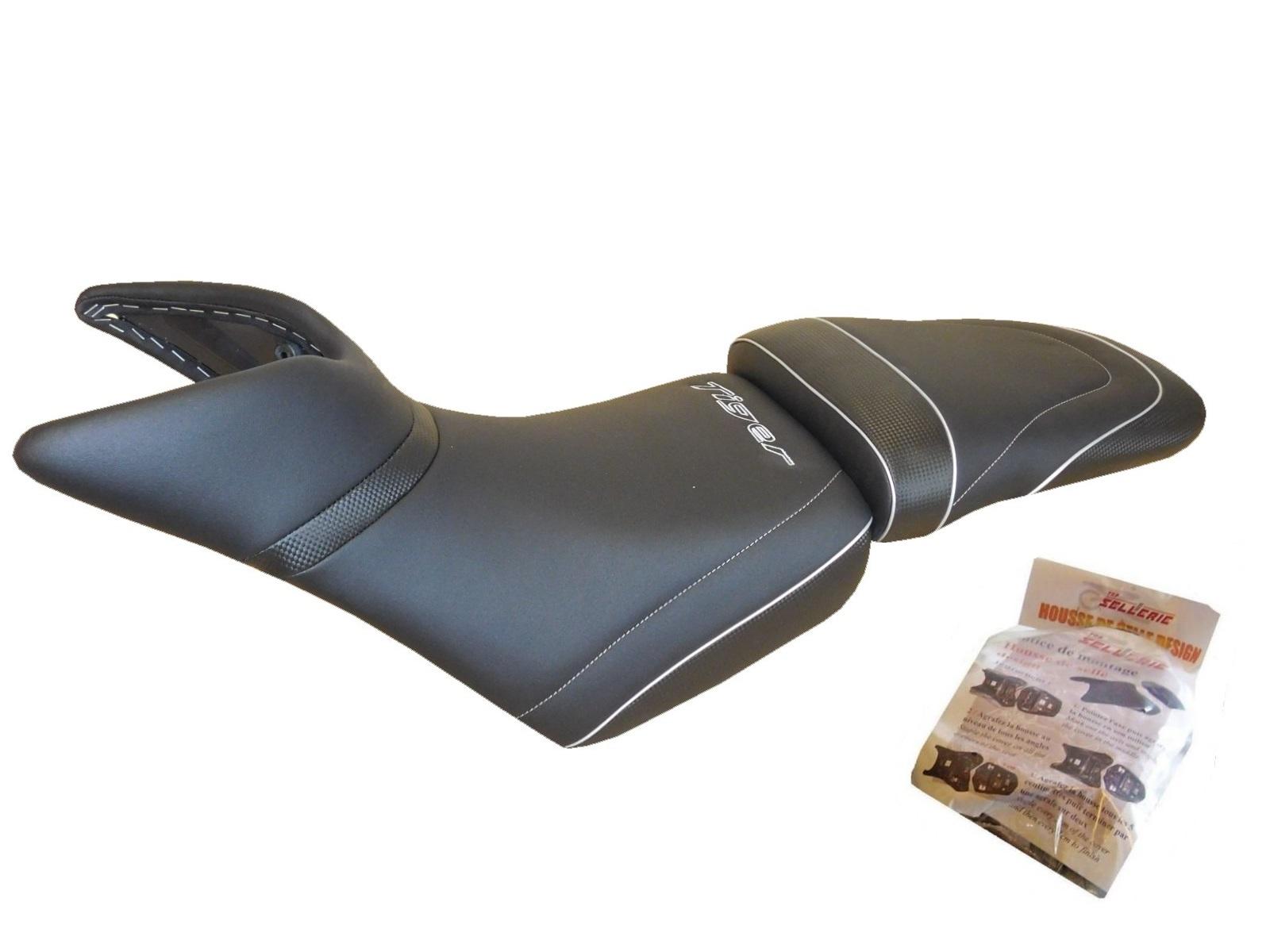 Designer Style Seat Cover Hsd4346 Triumph Tiger 800