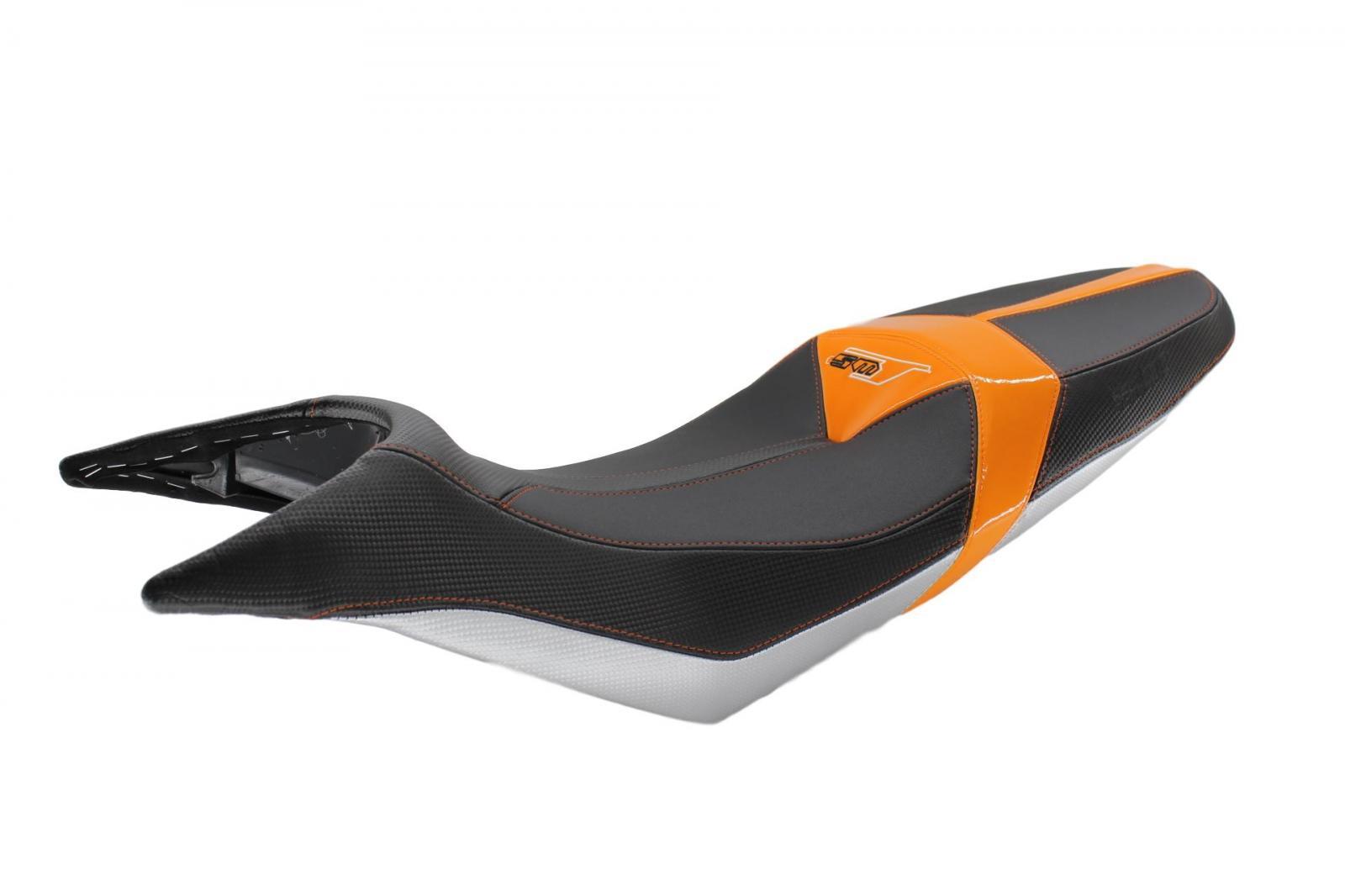 Sitzbankbezüge Design HSD5305 - KTM SMT 990 [≥ 2010]
