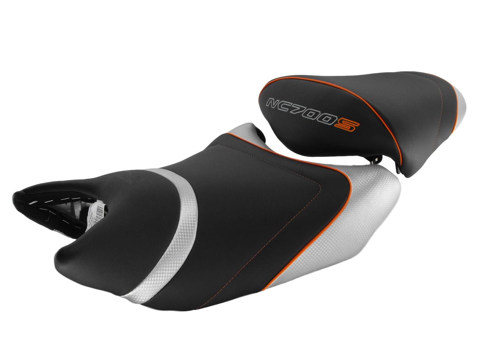 Deluxe seat SGC5447 - HONDA NC 700 S [≥ 2012]
