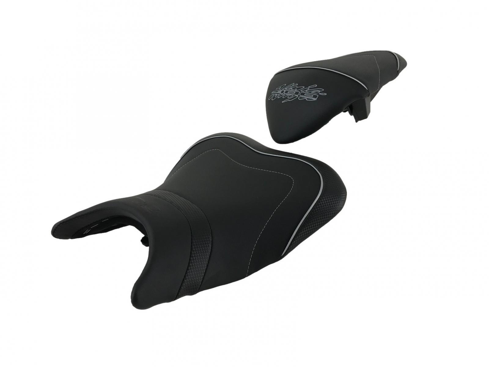Designer style seat cover HSD6660 - KAWASAKI NINJA 400 [≥ 2018]