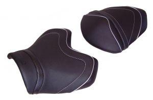 Designer style seat cover HSD1079 - KAWASAKI Z 750 [≥ 2007]
