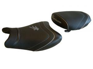 Housse de selle design HSD1325 - SUZUKI GSX-R 1300 HAYABUSA [≥ 2008]