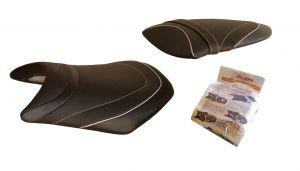 Designer style seat cover HSD1818 - KAWASAKI ZX-6R NINJA [2005-2006]