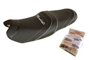 Designer style seat cover HSD1877 - SUZUKI BANDIT 600 [2000-2004]