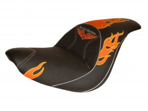 Selle grand confort SGC2348 - HARLEY DAVIDSON SOFTAIL