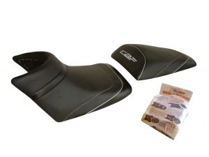 Designer style seat cover HSD2576 - HONDA CBF 600 S [≥ 2008]