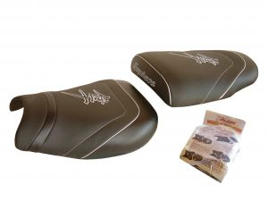 Capa de banco design HSD2593 - SUZUKI GSX-R 1300 HAYABUSA [1999-2007]
