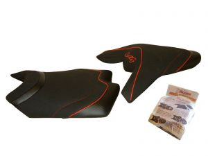 Designer style seat cover HSD2892 - APRILIA TUONO V4 R APRC [≥ 2011]