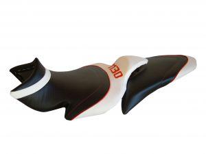 Housse de selle design HSD3021 - BENELLI TNT TORNADO 1130 R160 [≥ 2010]