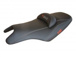 Designer style seat cover HSD4231 - YAMAHA T-MAX 530  [≥ 2012]