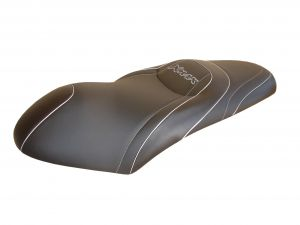Designer style seat cover HSD4266 - YAMAHA X-MAX 125 (WINTOP) [≤ 2009]