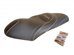 Designer style seat cover HSD4267 - YAMAHA X-MAX 125 (WINTOP) [≤ 2009]