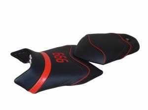 Designer style seat cover HSD5069 - MH RX 125 R