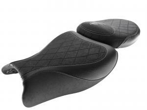 Funda de asiento Design HSD5281 - SUZUKI GSX-R 1300 HAYABUSA [≥ 2008]