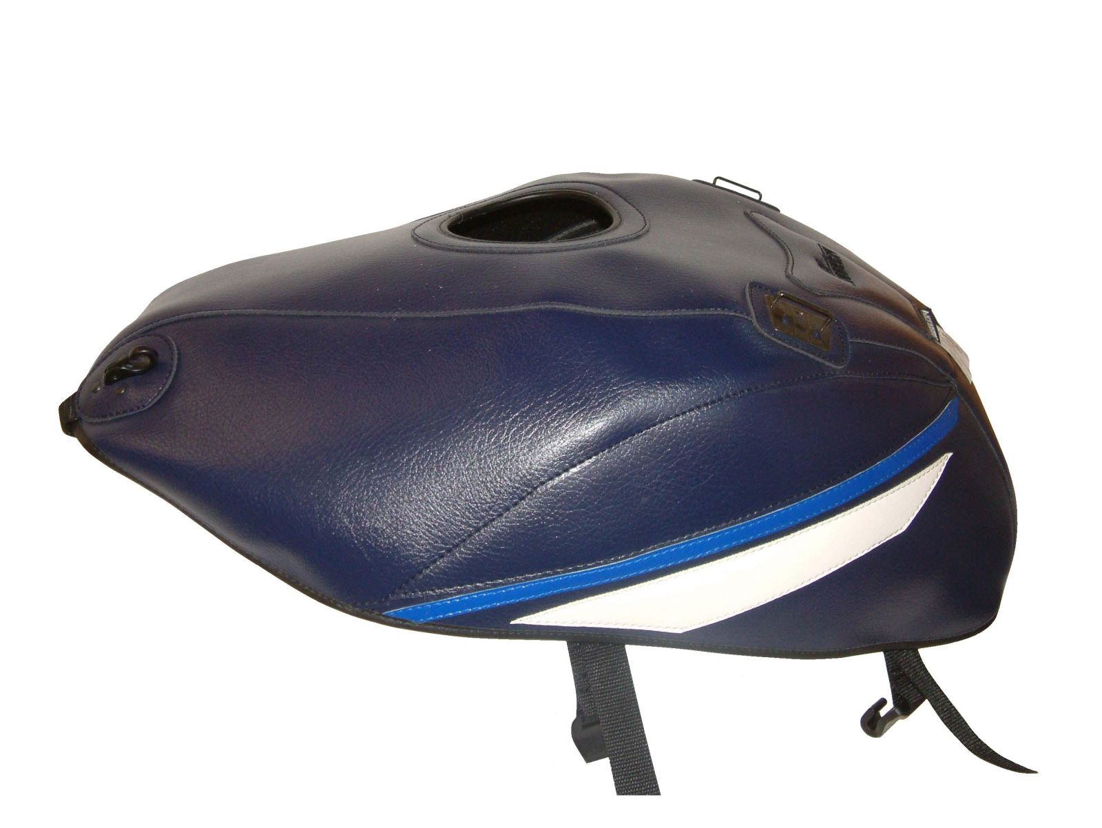petrol tank cover tpr4035 suzuki bandit 600 2000 2004. Black Bedroom Furniture Sets. Home Design Ideas